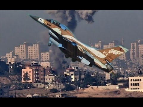 Isreal - The Israeli air force has struck several targets in Gaza on Wednesday. There were no reports of injury. COPYRIGHT DISCLAIMER UNDER SECTION 107 OF THE COPYRIG...