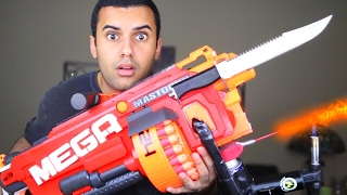 MOST DANGEROUS TOY OF ALL TIME 3.0!! (EXTREME NERF GUN / ZING BOW EDITION!!) In this video Marcus (ADHD), Josh, and Matt play with Nerf guns, Zing Air Storm,...
