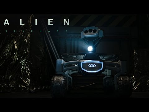 Alien: Covenant (Viral Video 'Audi Lunar Quattro')