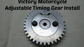9. 2014 Victory CCT Timing Gear Install