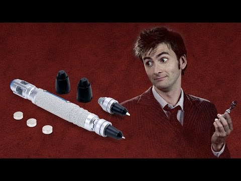 Schallschraubenzieher des 10. Doctors – Doctor Who