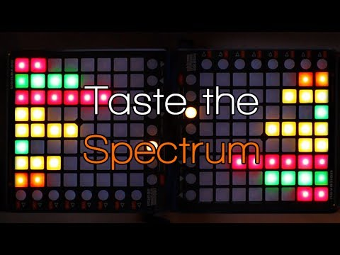 Nev Plays With Himself: Zedd - Spectrum (Ft. KDrew Remix) Launchpad S Cover