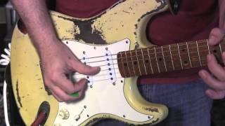 Video JGC Custom Wound Stratocaster pickups demo with MJT Strat & Dr Z Zwreck combo MP3, 3GP, MP4, WEBM, AVI, FLV Juni 2018
