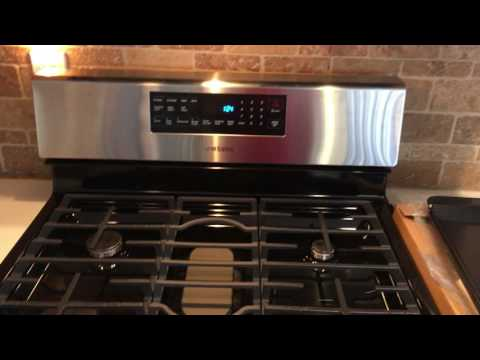 Review of Our Samsung Dual Fuel Gas/Electric Oven Range