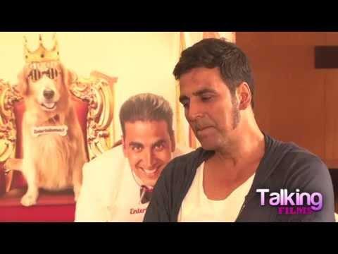 Entertainment: Akshay Kumar Exclusive Interview pa