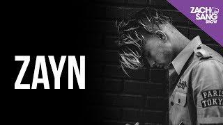 Video Zayn Malik Talks Let Me, New Album & Tattoos MP3, 3GP, MP4, WEBM, AVI, FLV Agustus 2018