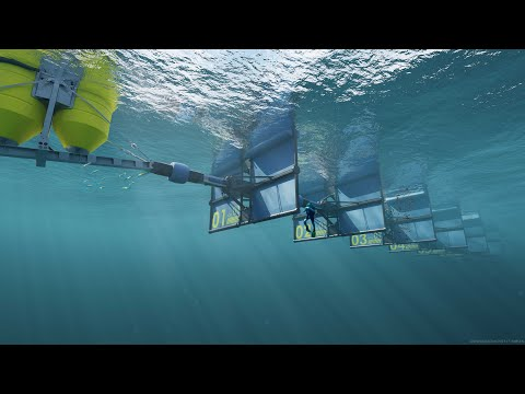Wavepiston - Wave Powered Desalination And Electricity