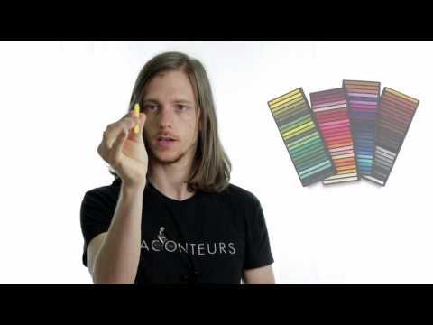 Zen Pen Wednesdays: Pastel Type Comparison