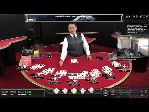$5000 BET (real money) online gambling – Did he win or lose?