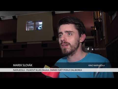 Napajedla - Filmový klub zahájil promítání