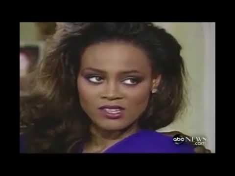 Robin Givens Humiliates Mike Tyson on Network TV