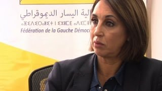 Woman Party Boss Cracks Glass Ceiling in Morocco
