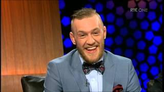 Video Conor McGregor - An Irish Muhammad Ali? | The Late Late Show MP3, 3GP, MP4, WEBM, AVI, FLV Juli 2019