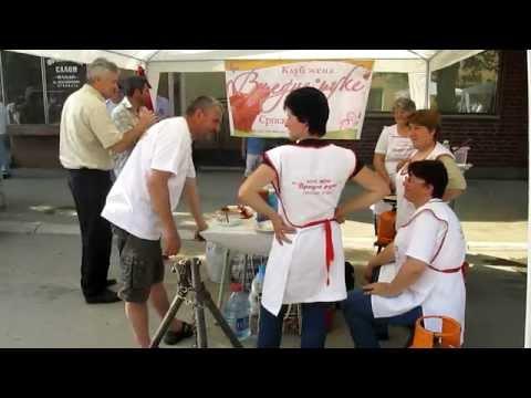 Ljubovija-IV Gastro fest 2011