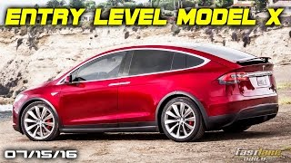 Entry-level Tesla Model X, Porsche's New V8, $30k to Service Ford GT - Fast Lane Daily by Fast Lane Daily