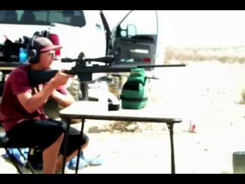.338 lapua rifles - My 15 year old son had no idea how hard it kicked. 300 gr Berger loaded with 92 grains of H1000. This was his first day shooting Rifles.