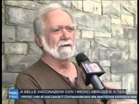 """dottor paolo rege-gianas: """"sottraggo ai tumori il loro nutrimento."""""""