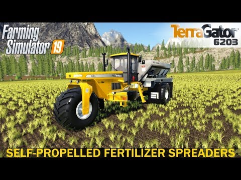 Terragator 6203 New Leader v1.1