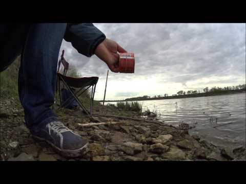 ловля на банку видео