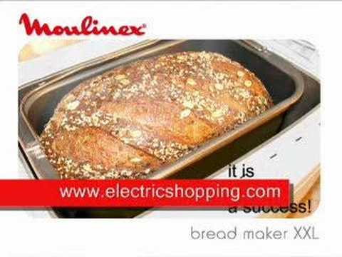moulinex home bread ow 1101 manual