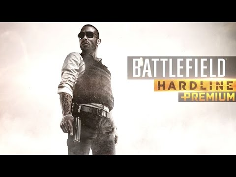 Hispasolutions Battlefield Hardline Preimium caratula DVD PC