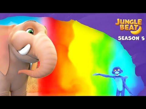 Jungle Beat- Munki and Trunk Season 5 Episode 4