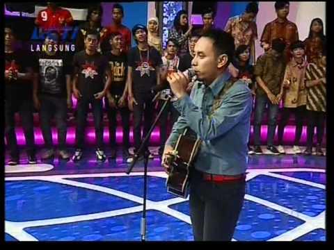 Pongki Barata - Aku Milikmu,Live Performed di Dahsyat (23/07) Courtesy RCTI