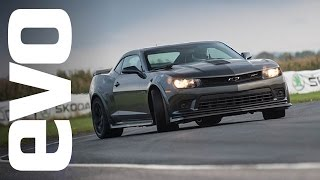 Chevrolet Camaro Z/28 onboard | evo Track Car of the Year by EVO Magazine