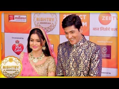 Bhabiji Ghar Par Hain Star Cast At Zee Rishtey Awa