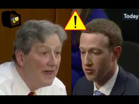 "Senator SCARES Mark Zuckerberg With Warning! ""You Either Fight Us Or Work With Us To Fix Facebook"""