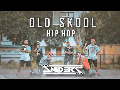 Old school hip hop | The snipers crew | Let the music