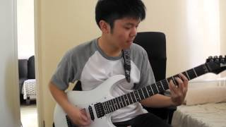 Dream Theater - Pull Me Under (Guitar Cover)