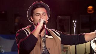 Download Lagu Eric Saade - Sting (Live - akustisk version) - Malou Efter tio (TV4) Mp3