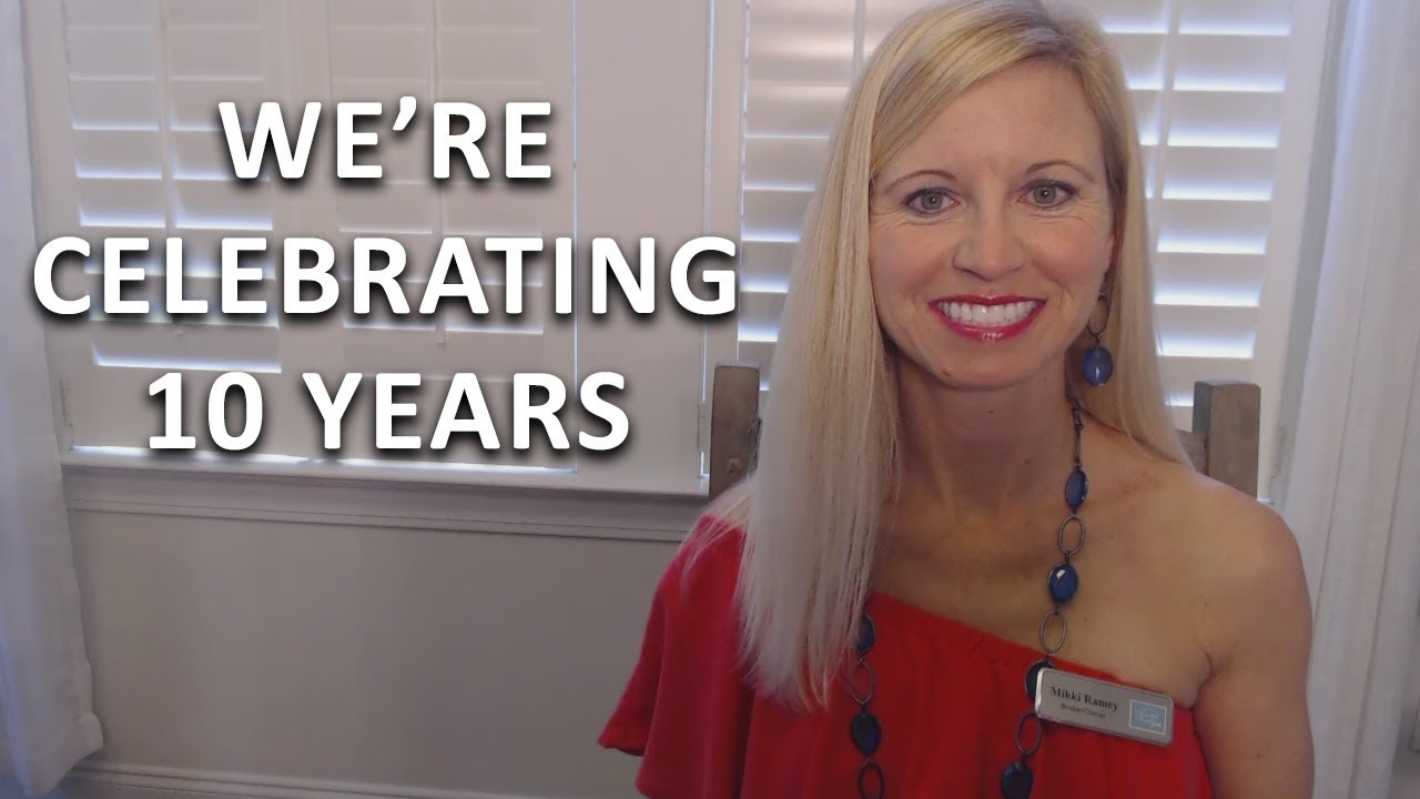 Healthy Realty Has Been Serving Charleston for 10 Years