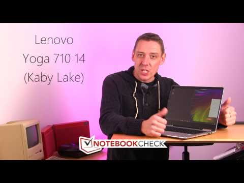 , title : 'Lenovo Yoga 710 14 Review. Good Kaby Lake convertible 2016 - 2017'