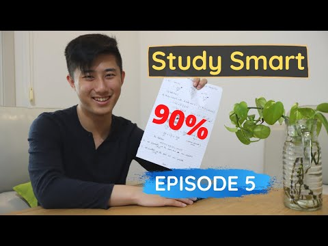 How to do well in exams without studying | 10 No Study Exam Hacks | Study Smart Episode 5