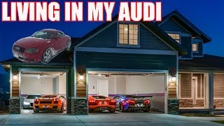 Video The Story of Living in my Car to Buying a Lamborghini Aventador MP3, 3GP, MP4, WEBM, AVI, FLV Agustus 2019