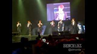 Fancam 12/05/26 Beast Beautifulshow In Thailand Interview