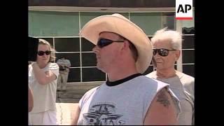Jasper (TX) United States  City pictures : USA: JASPER: KU KLUX KLAN RALLY ENDS IN SCUFFLES