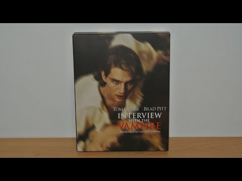 INTERVIEW WITH THE VAMPIRE: THE VAMPIRE CHRONICLES - Steelbook Limited Edition Numbered (Filmarena)