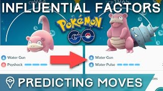 WHAT INFLUENCES MOVESET AFTER EVOLVING IN POKÉMON GO? by Trainer Tips