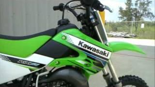2. Overview and Review of the 2012 Kawasaki KX65!