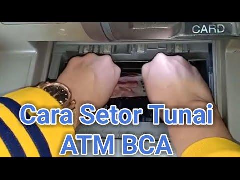 Cara Setor Tunai ATM BCA | WOW Ada Uang Yang Tidak Terbaca. Kenapa Ya?
