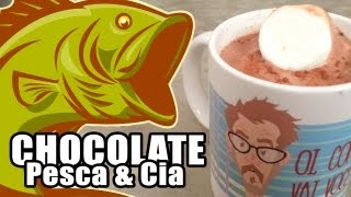 chocolate quente Chocolate Quente Pesca&Companhia