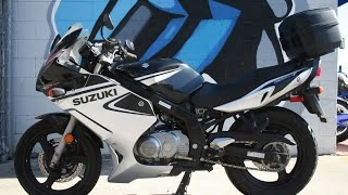 8. 2006 Suzuki GS500F ... The Great Commuter Motorcycle!