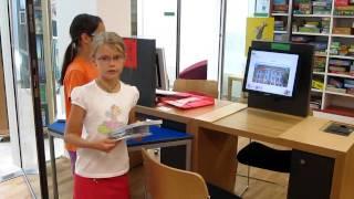 Die neue Kinderbibliothek der Stadtbibliothek Erlangen
