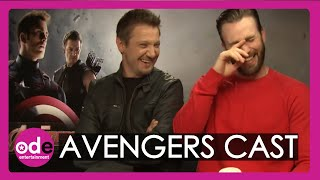 Video Avengers: Age of Ultron cast play 'Who Would You Call?' MP3, 3GP, MP4, WEBM, AVI, FLV Juli 2018