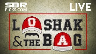 Wednesday Free Sports Picks   The Best Sports Betting Show Online   Loshak & the Bag