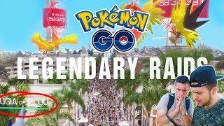 THE OFFICIAL POKEMON GO LEGENDARY TRAILER BREAKDOWN! We see EPIC Legendary Pokemon like Mewtwo, Lugia,...