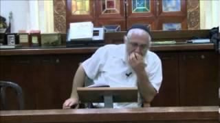 """הרב מרדכי אלון – פרשת בהעלותך (ה'תשע""""ג) (השיעור ברעננה)"""